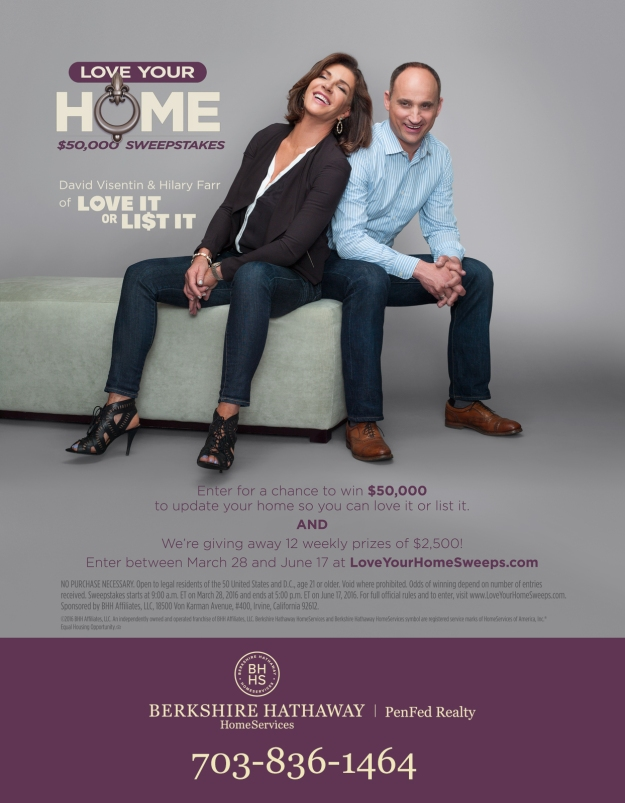 love your home sweepstakes